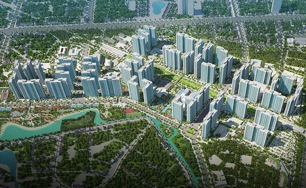 Tổng quan dự án Vinhomes Smart City Tây Mỗ